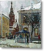 The Old Yaroslavl Metal Print