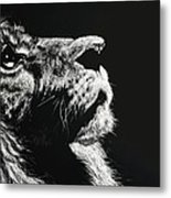 The Once And Future King Metal Print