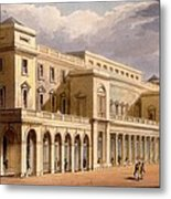 The Opera House, Formerly The Lyceum Metal Print