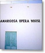 The Opera House Metal Print