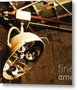 The Operating Room Metal Print