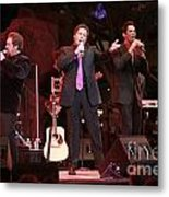 The Osmond Brothers Metal Print