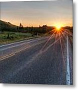 The Other Direction Metal Print