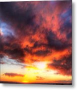 The Other Evening Metal Print