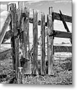 The Other Field  Metal Print