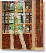 The Other Side Of The Story #2 Metal Print