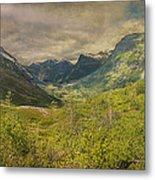The Other Side Of Trollstigen Norway Metal Print
