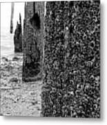 The Out Post Metal Print