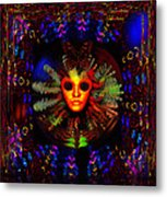 The Outer Limits  Metal Print