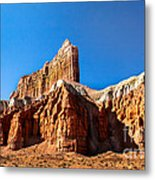 The Outpost Rock Metal Print