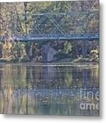 The Overpass Metal Print