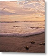 The Pace Of Topsail Metal Print
