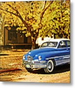 The Packard Metal Print