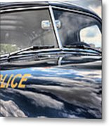The Paddy Wagon Metal Print by JC Findley