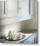 The Pantry Metal Print