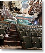 The Paramount Theater Metal Print