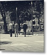 The Passage Of Time Metal Print