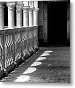 The Path Of Light Metal Print