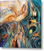The Patriarchs Series - Moses Metal Print