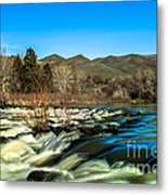 The Payette River Metal Print