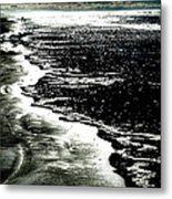 The Peaceful Ocean Metal Print