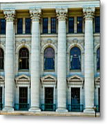 The People's House Metal Print