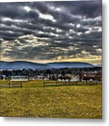 The Perfect View Metal Print