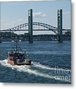 The Piscataqua River Metal Print