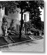 The Platt's House In New Jersey Metal Print