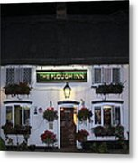 The Plough Inn Metal Print