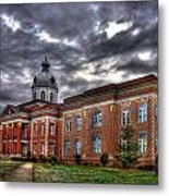 The Powerhouse Putnam County Court House Metal Print