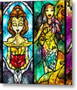The Princesses Metal Print