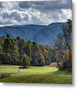 The Promised Land Cades Cove Metal Print