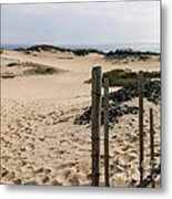 The Province Lands Metal Print