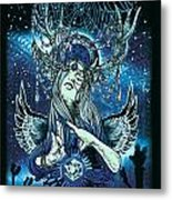 The Queen Of Opportunity Metal Print