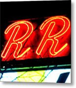 The R And R Metal Print