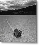 The Racetrack #6 -panoramic Metal Print