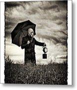 The Rainmaker Metal Print