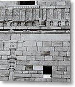 The Rajput Wall Metal Print