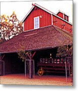 The Ranch Metal Print