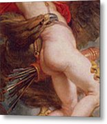 The Rape Of Ganymede Metal Print
