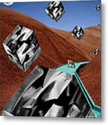 The Recolonization Metal Print