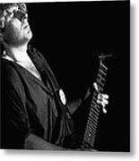 The Red Rocker In Spokane 1978 Metal Print