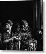The Reed Section 2 Metal Print