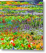 The Resort For Insects Metal Print