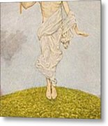 The Resurrection Of Christ Metal Print