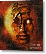 The Resurrection Of Doom Metal Print