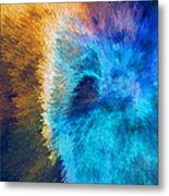 The Right Direction - Abstract Art By Sharon Cummings Metal Print