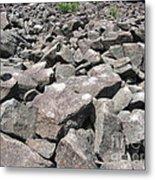 The Ringing Rocks Of Bucks County Metal Print