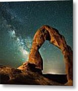 The Rise Of Silence Metal Print
